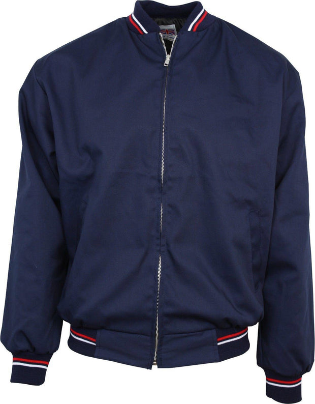 Relco Made in England Monkey Jacket. Navy
