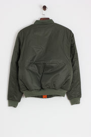 Relco - MA-1 Olive Flight Jacket - Rat Race Margate