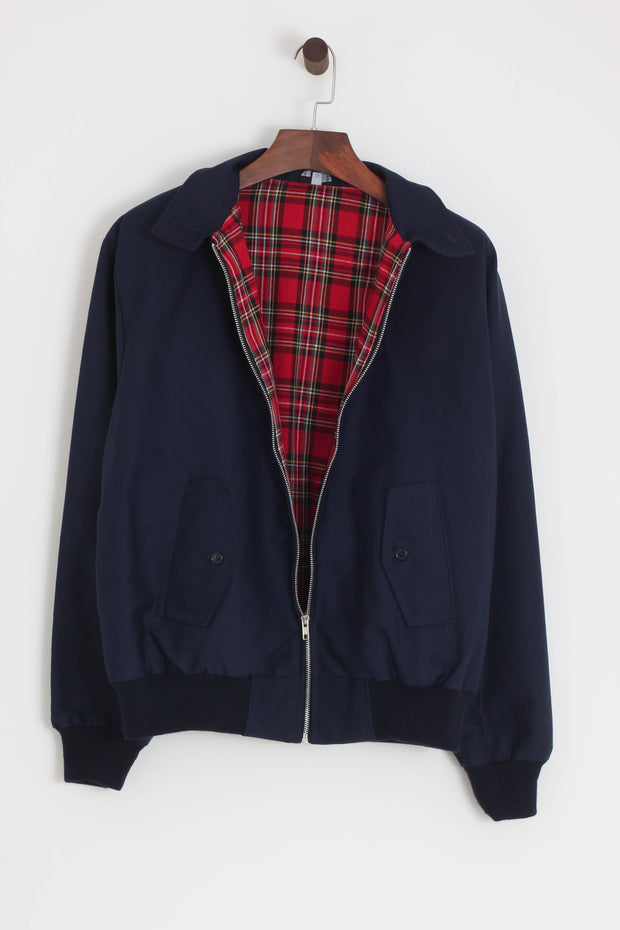 Relco - Harrington Jacket Navy - Rat Race Margate