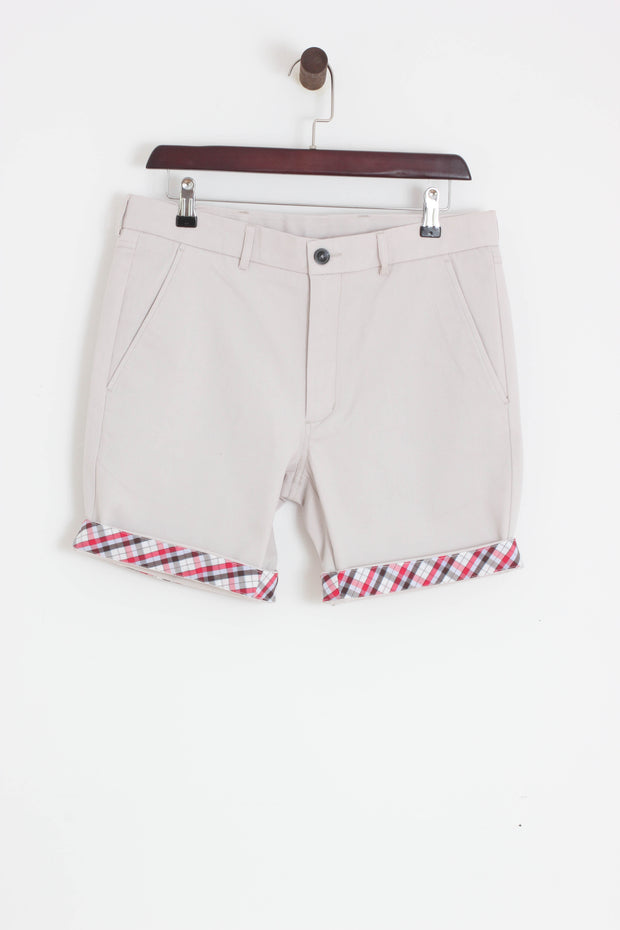 Gabicci - Chino Shorts Cloud - Rat Race Margate