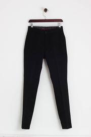 Relco - Sta-Prest Trousers Black - Rat Race Margate