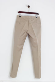 Relco - Sta-Prest Trousers Khaki - Rat Race Margate