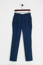 Relco - Sta-Prest Trousers Tonic Blue/Black - Rat Race Margate
