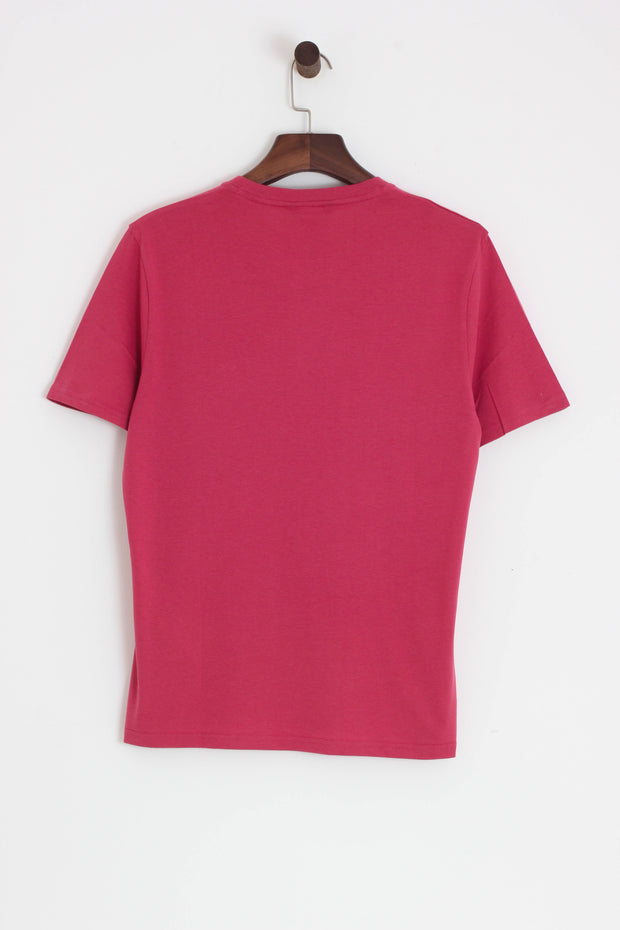 Ben Sherman - Pocket T Shirt Rose - Rat Race Margate