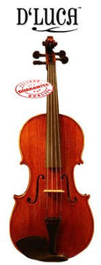 D'Luca CA400VA-16 16-Inch Orchestral Series Handmade Viola Outfit