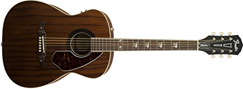 Fender Tim Armstrong Hellcat Acoustic-Electric Guitar - Natural