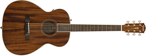 Fender Paramount Traveler 6-String Acoustic Guitar