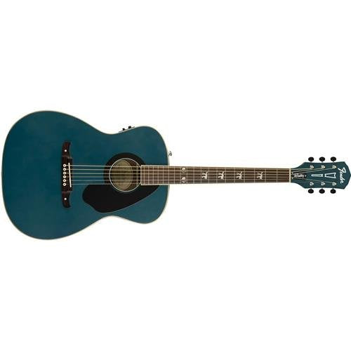 Fender Tim Armstrong Hellcat FSR 6-String Acoustic-Electric Guitar, 19 Frets,