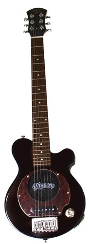 Pignose PGG-200 Deluxe Electric Guitar  with Built-In Amp (Black)