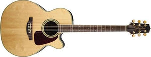 Takamine GN71CE-NAT Nex Cutaway Acoustic-Electric Guitar, Natural