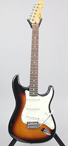 Fender Standard Stratocaster Electric Guitar - Rosewood Fingerboard, Brown Sunburst