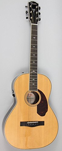 Fender Paramount PM-2 Deluxe Parlor - Natural