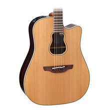 Takamine Pro Series GB7C Garth Brooks Dreadnought, Natural with Case