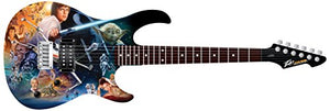 Peavey 03025300 STAR WARS Classic Collage Rockmaster Electric Guitar Pack