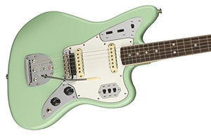 Fender American Original '60s Jaguar Electric Guitar Surf Green