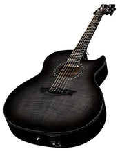 Dean EXULTRA FM CHB Exhibition Ultra FM Acoustic-Electric Guitar with B-Band USB