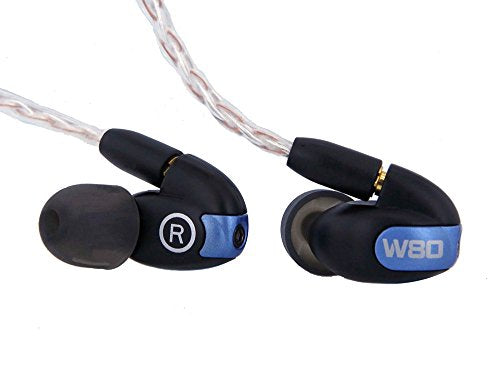 Westone W80 Eight-Driver Signature Series Earphones with ALO Audio Reference 8 Westone Edition Cable and 3 Button MFi Cable with Microphone