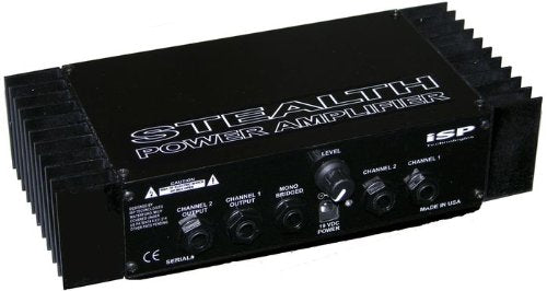 ISP Technologies Stealth Compact Floor Power Amplifier for Guitar