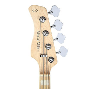 Sire Marcus Miller P7 Swamp Ash 4-String Bass Natural LEFTY