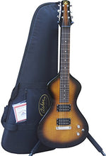 Asher Electro Hawaiian Junior Lap Steel Guitar - Tobacco - with gig bag
