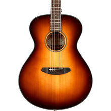Breedlove 6 String Discovery Concert Sunburst Sitka-Mahogany Acoustic Guitar with Gig Bag And Accessories, Right Handed (DSCN14SSMA-KIT-2)
