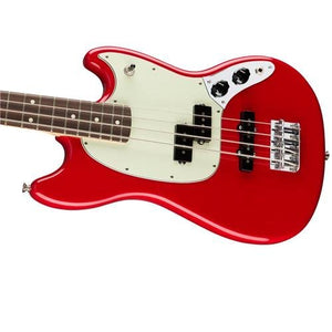 Fender Mustang PJ Bass - Torino Red