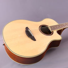 Yamaha APX700II-12 Acoustic-Electric Guitar, 12 String, with Legacy Accessory Bundle, Many Choices