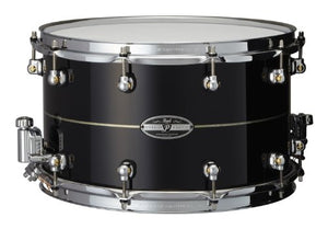 Pearl HEK1480 14 x 8 Inches Hybrid Exotic Snare Drum - Kapur with Inner Fiberglass