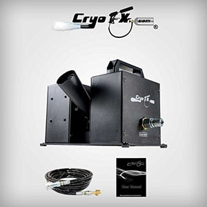 CryoFX CO2 Swing Jet - CO2 Jet Machine, CO2 Jet Blaster, CO2 Cannon, Cryo Jet