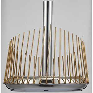 Grand Waterphone - The Large Super Percussion Waterphone - 44 Brass Rods(13.7''H 13.5''W)