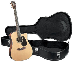 Blueridge BR-40CE Contemporary Series Cutaway Acoustic-Electric 000 Guitar with Hardshell Case