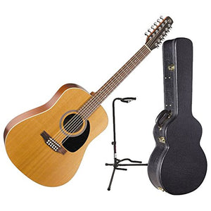 Godin Guitars 29358-BUNDLE 12-String Acoustic Guitar