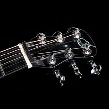 Journey Instruments OF660 Carbon Fiber Acoustic-Electric Guitar Black
