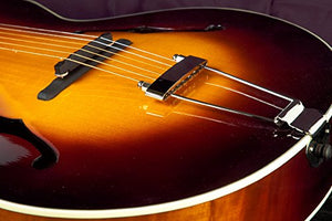 The Loar LH-700-VS Deluxe Hand-Carved Archtop Guitar