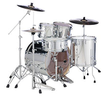 Pearl Export Modelpiece Drum Set MIRROR CHROME
