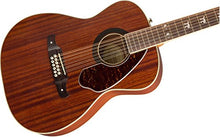 Fender Tim Armstrong Hellcat-12 12-String Acoustic-Electric Guitar - Mahogany