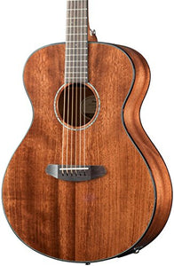 Breedlove PURSUIT CONCERT MAH Pursuit Concert Mahogany Acoustic-Electric Guitar Natural