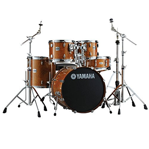 Yamaha Stage Custom Birch Acoustic Shell Pack 5-piece Drum Kit with with 22