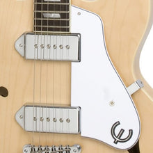 Epiphone CASINO Thin-Line Hollow Body Electric Guitar, Natural