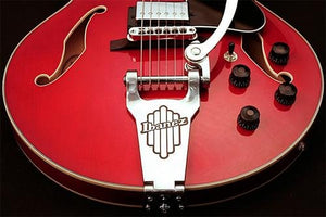 Ibanez AFS75 - Artcore, Transparent Red Sunbur