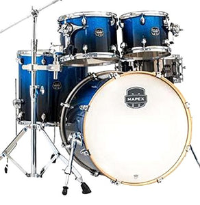 Mapex Armory Series 5-Piece Rock Shell Pack Photon Blue