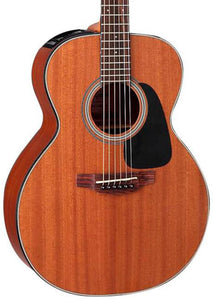 Takamine GX11ME Mahogany 3/4 Size Taka-mini Acoustic-Electric Guitar with Gig Bag