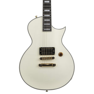 ESP LTD NW-44 Signature Series Neil Westfall Electric Guitar with Case, Olympic White