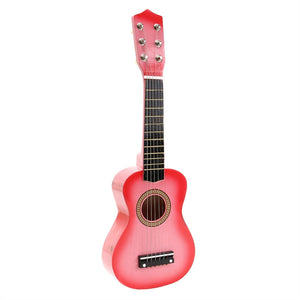 Small 21 inch Acoustic Wood Guitar for Kids