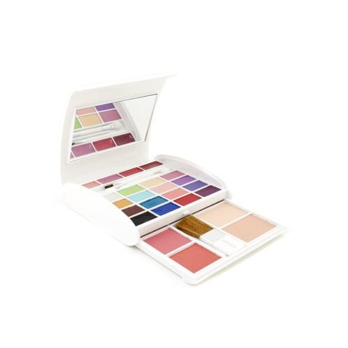 Make Up Kit AZ 2190 (16x Eyeshadow, 2x Blusher, 2x Compact Powder, 4x Lipgloss, 3x Applicator) - #02 36.8g
