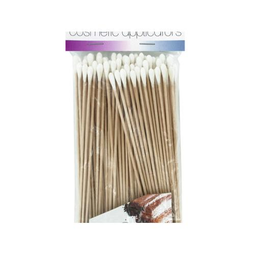 Cotton Tip Cosmetic Applicators ( Case of 18 )