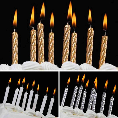 Classic Birthday Candles