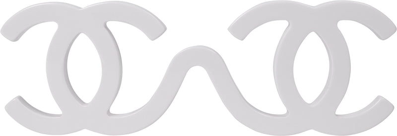 Chanel Fall 1994 Runway CC Logo Sunglasses