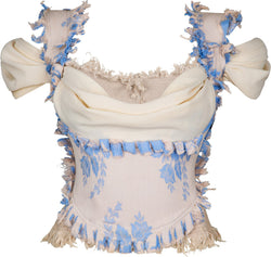 Vivienne Westwood Spring 1998 Runway Tied To The Mast Corset