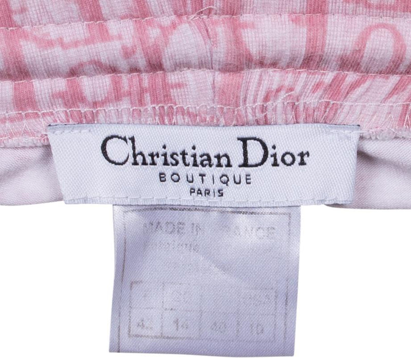 Christian Dior Diorissimo Girly Lounge Pants